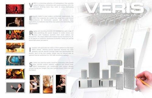 Veris Brochure.qxd