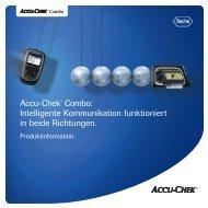 Accu-Chek Combo Produktinformation