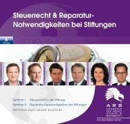 Steuerrecht & Reparatur Notwendigkeiten bei ... - Willheim | Müller