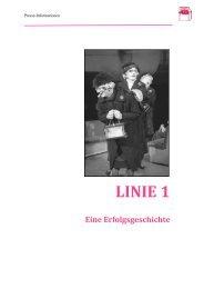 Neue Pressemappe LINIE 1-1 - GRIPS Theater