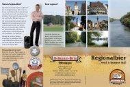 Flyer Regionalbier - Download