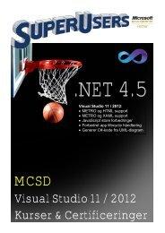 .NET 4.5 - SuperUsers a/s