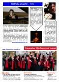 Christian Dillig, Dirigent CV - Frauenchor Cäcilienverein Aarau - Seite 4