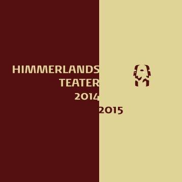 Jagt - Fiskeri og Fritid - Himmerlands Teater