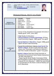 Mohamed Hassan Abd El Aziz Khalil