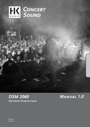 DSM 2060 Manual 2.0 - LIVEAUDIO.ro