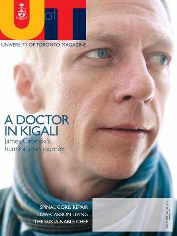 20 MB - University of Toronto Magazine