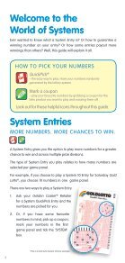 System Entries - Page 2