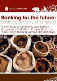 Banking for the future: - Third World Network