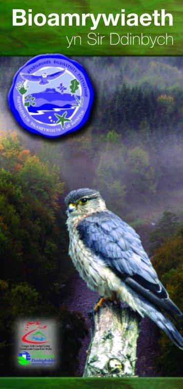 Bioamrywiaeth - Denbighshire Countryside Service