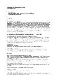 Rundbrief Nr. 24 - Wartburg-Gesellschaft