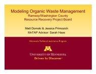 Presentation - Minnesota Technical Assistance Program