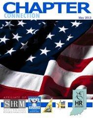 May 2013 Newsletter - Evansville-Area Human Resource Association