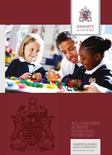 Knights Academy Prospectus - Haberdashers