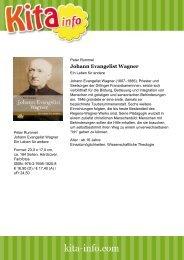 Johann Evangelist Wagner - Kita Info