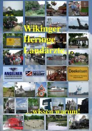 Wikinger Heringe Landärzte… - Angelner Dampfeisenbahn