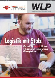 zai Ski - Würth Logistics