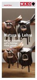 Matura & Lehre