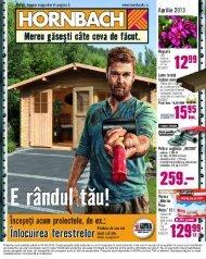 Catalog HORNBACH varianta PDF - Infoo.ro