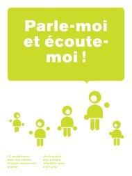 Une brochure pour parents (d'enfants entre 0 et 5 ans ... - Buchstart