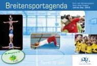 Breitensportagenda - Sport Union Schweiz
