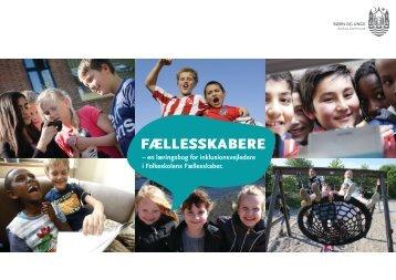 Læringsbog for inklusionsvejledere i Folkeskolen (pdf 7 ... - Aarhus.dk