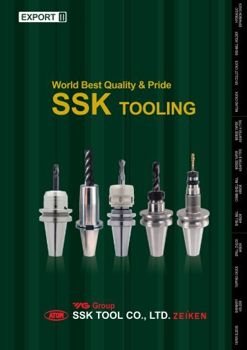 World Best Quality & Pride SSK TOOLING - Mla-sales.com