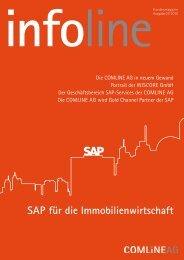 SAP für die Immobilienwirtschaft - comlineag.de