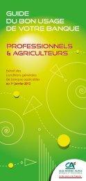 Guide du bon usage de votre banque - Crédit Agricole Sud Rhône ...