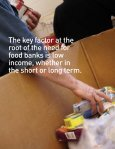 HUNGERCOUNT 2012 - Food Banks Canada - Page 5