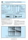 Kugelgewindetriebe mit kompakter Mutter - Seite 6