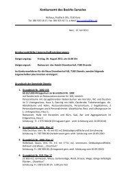 Konkursamt des Bezirks Surselva - Kreis Ilanz