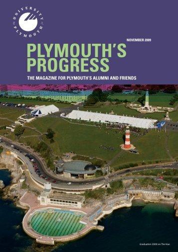 Plymouth's Progress - edition 1 - web.pdf - Plymouth University