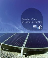 Stainless Steel in Solar Energy Use - International Stainless Steel ...