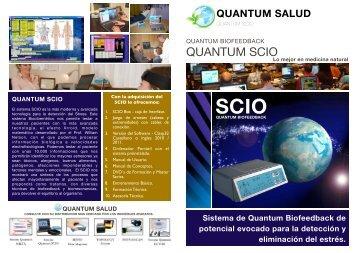 QUANTUM SCIO - Quantum Salud
