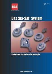 Das Sta-Saf System - BS&B Safety Systems