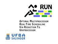 RUN - Universidade Federal da Bahia