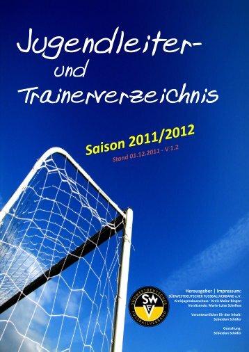 Jugendleiter - TSV 1909 Sponsheim