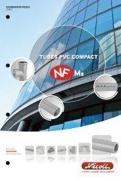 TUBES PVC COMPACT - Nicoll