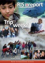 Issue 5 - Rome International School