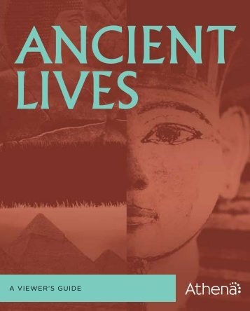 Ancient Lives - Athena