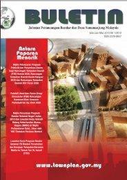 Buletin Korporat edisi 1 - JPBD