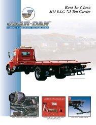Jerr-Dan Steel M15BIC 7.5Ton - Twin State Equipment
