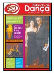 Ed. 003 - Jan/2008 - Agenda da Dança de Salão