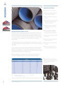 surface w ater drainage product selector - Polypipe - Page 4