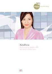 AstraForce Anti-aging especially for blemished skin