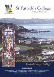 staff email addresses 2012 - Saint Patrick's College (Wellington)