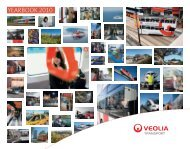 YEARBOOK 2010 - Veolia Transdev