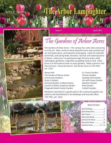 The Gardens of Arbor Acres