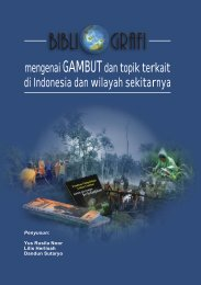 Buku Bibliografi Gambut.pdf - Wetlands International Indonesia ...